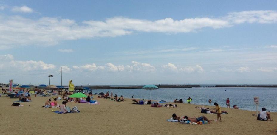 兵庫県の海