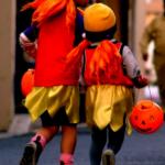 ハロウィン子ども仮装