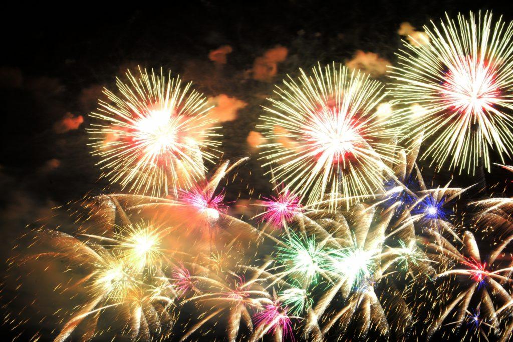 新潟県長岡市の長岡まつり大花火大会