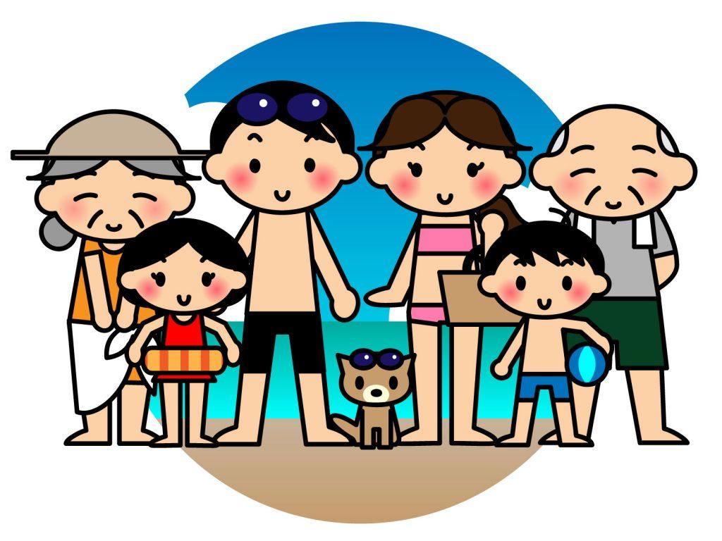 長崎県海水浴3