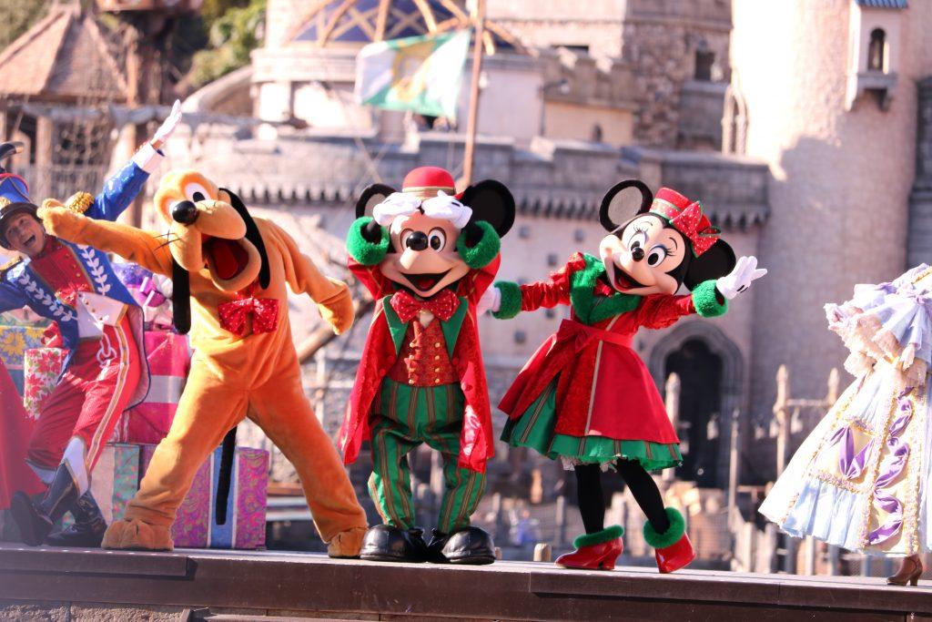 ディズニークリスマス1