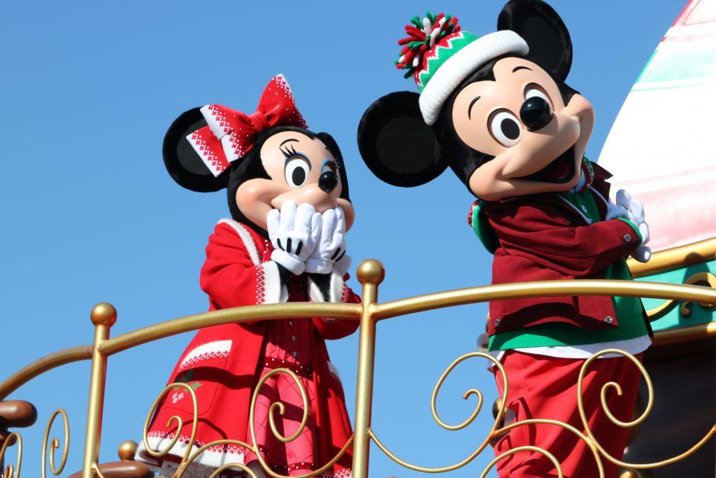 ディズニークリスマス3