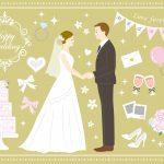 年賀状結婚式2