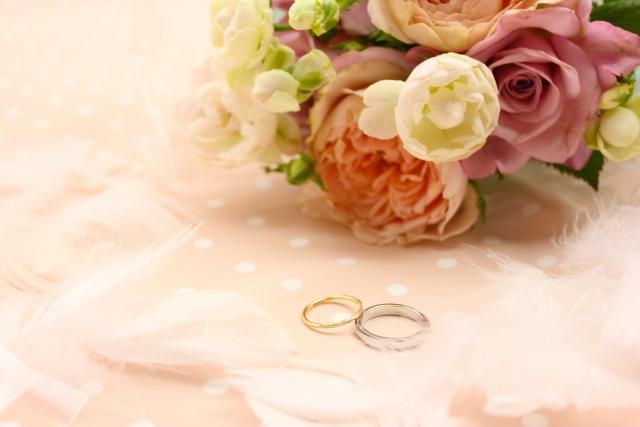 年賀状結婚式1